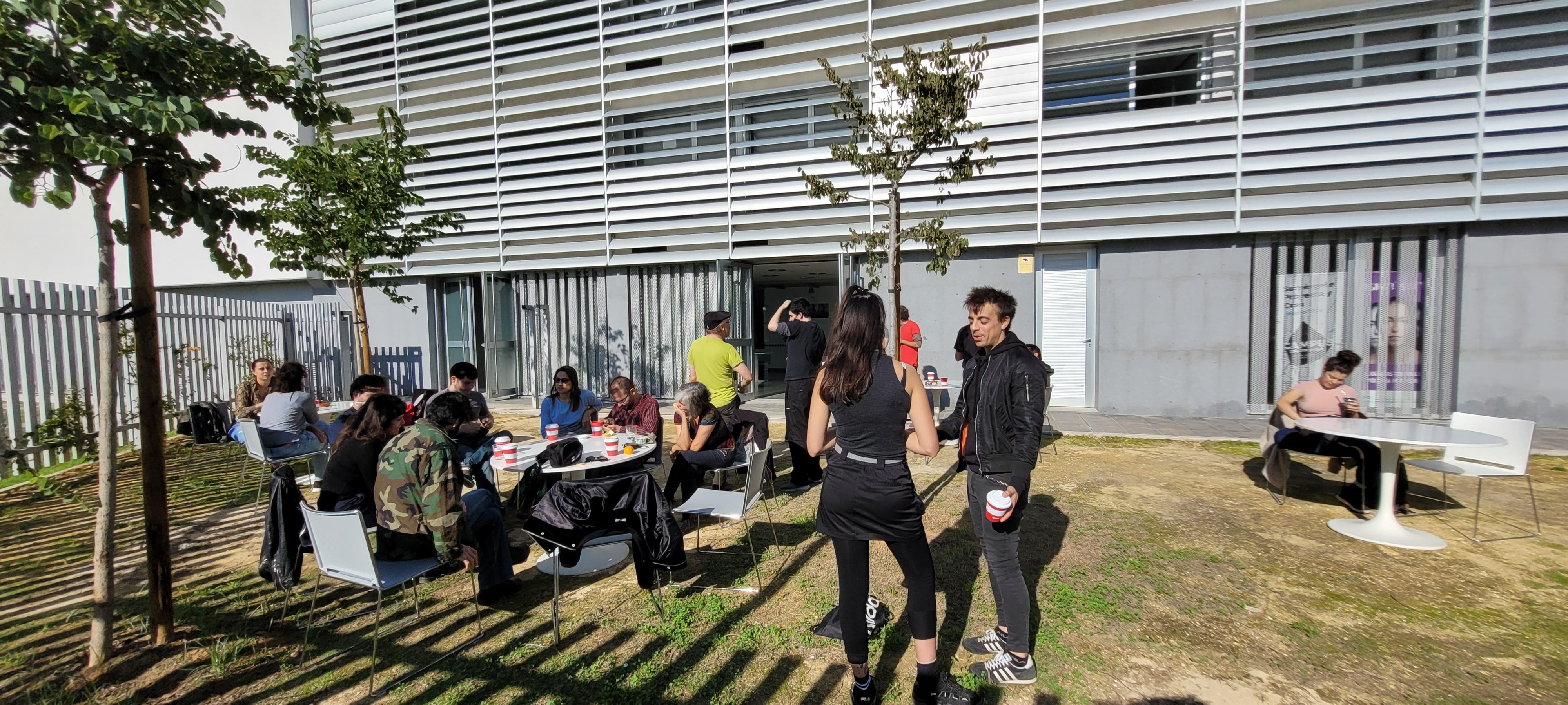 2º Campus Polígono Sur